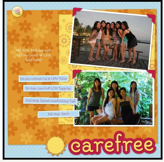 Carefree @ 30
