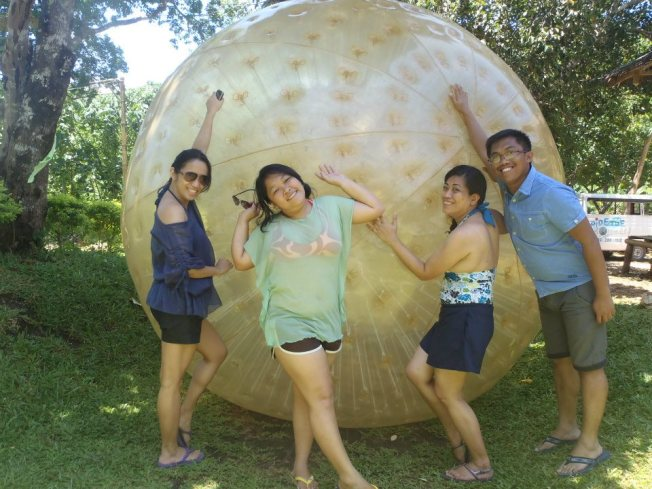 Ride The Zorb Boracay-02