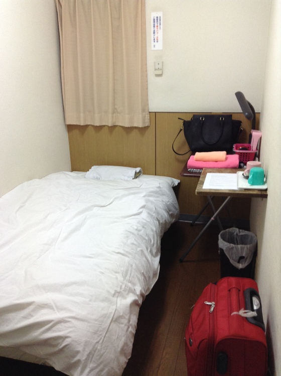 Single Room at Business Hotel Fukusen