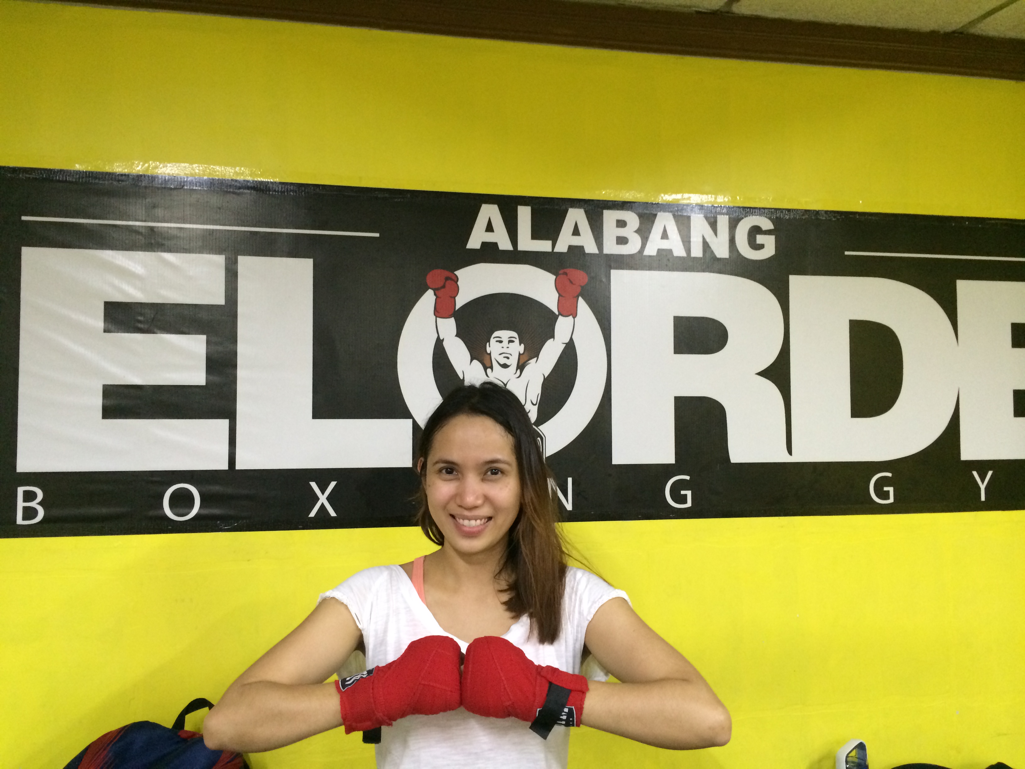 Boxing at Elorde Gym | Our Journey, His Glory