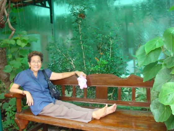 At Sonya's Garden, Tagaytay