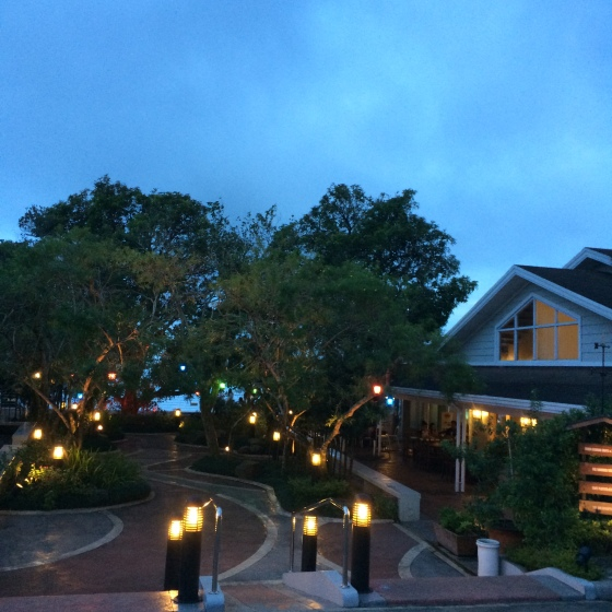 Quiet and peaceful tea time at Cliffhouse Tagaytay #lolaissues