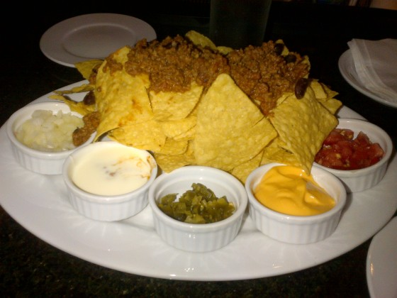 Nachos by Bugsy's, Westgate Alabang