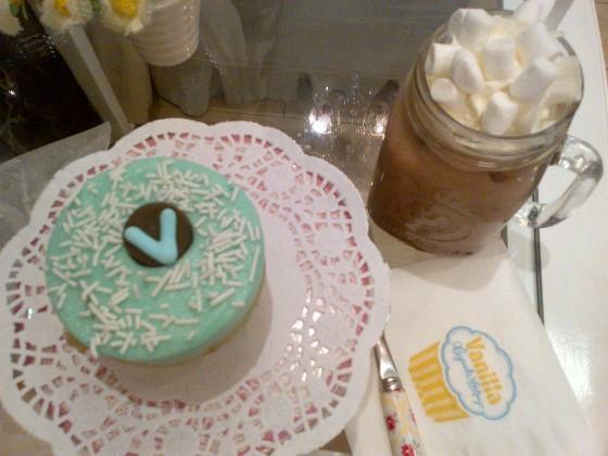 Cupcakes, coffee and more at Vanilla Cupcake Bakery