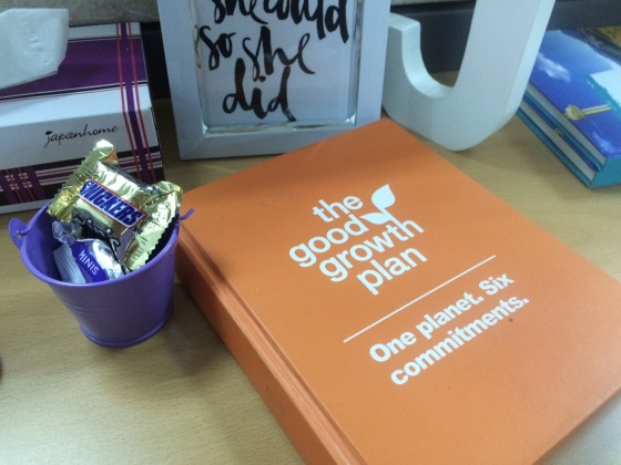 The Good Growth Plan Journal 2014 by Sygenta Philippines
